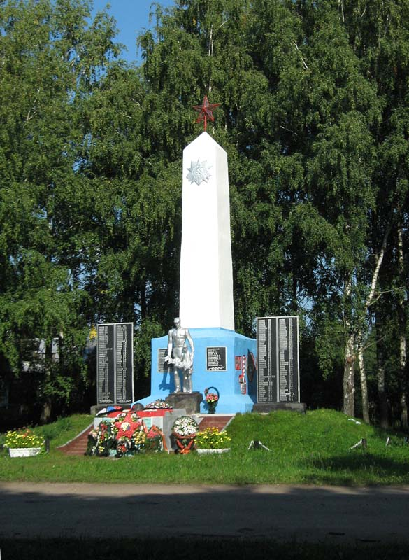 Купить памятник на кладбище Елатьма Прямоугольный вертикальный памятник Любим